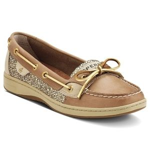 [Sperry] Glitter Boat Shoes